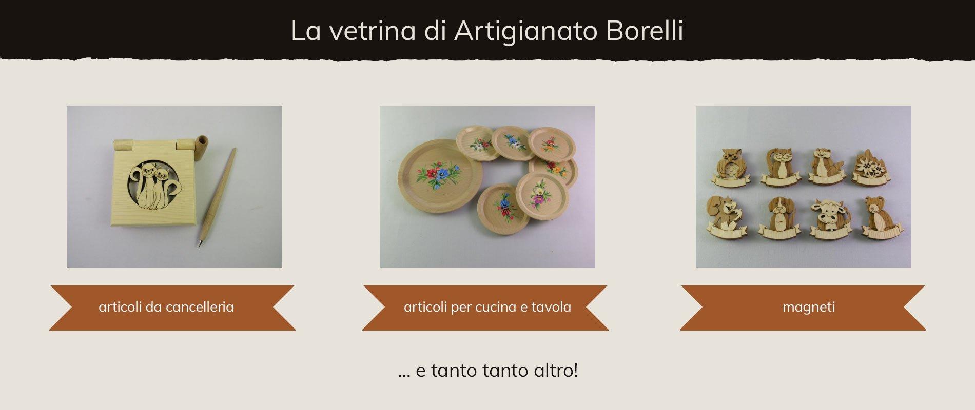 Artigianato Borelli